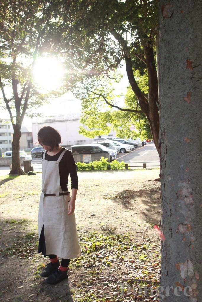 暮らしと手しごと Vol.01|sewing +Fu-raによる「エプロン展」